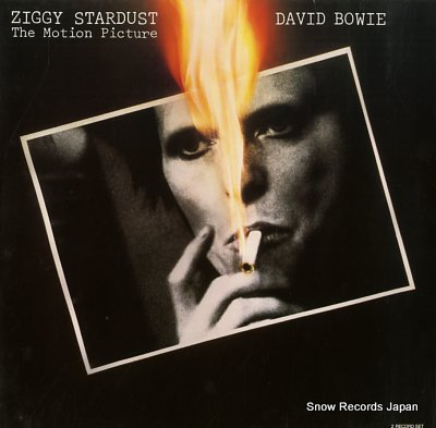 デヴィッド・ボウイ ziggy stardust - the motion picture PL84862(2)