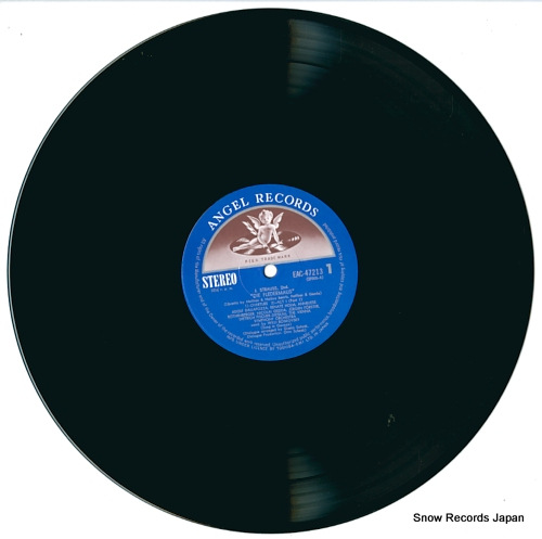 BOSKOVSKY, WILLI strauss; die fledermaus EAC-47213-14 - disc