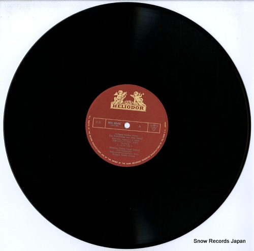 FRICSAY, FERENC mozart; die entfuhrung aus dem serail MH5045/6 - disc
