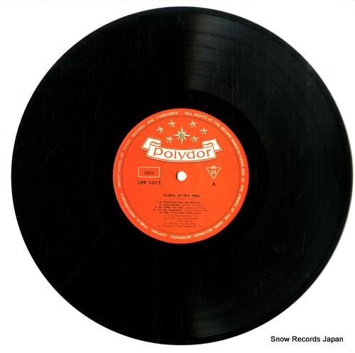 V/A アルプスのヨーデル LPP-1011