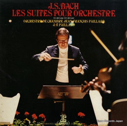 ジャン=フランソワ・パイヤール バッハ:管弦楽組曲第1番&2番 E-1002