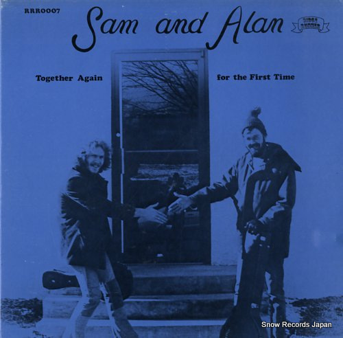 SAM AND ALAN together again for the first time RRR0007 - front cover