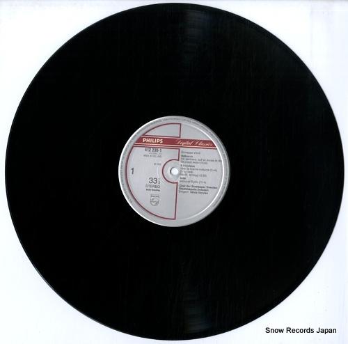 VARVISO, SILVIO verdi opera choruses 412235-1 - disc