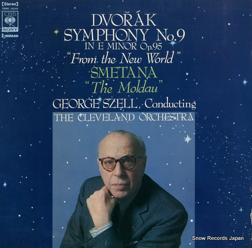 SZELL, GEORGE dvorak; symphony no.9