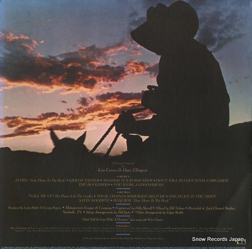 ROGERS, KENNY gideon LOO-1035 - back cover