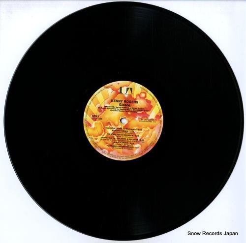 ROGERS, KENNY gideon LOO-1035 - disc