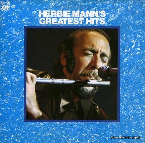 MANN, HERBIE herbie mann's greatest hits FCPA-1023 - front cover