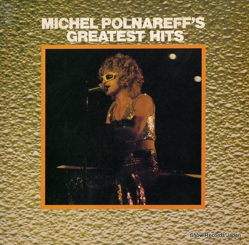 POLNAREFF, MICHEL michel polnareff's greatest hits FCPA-3 - front cover