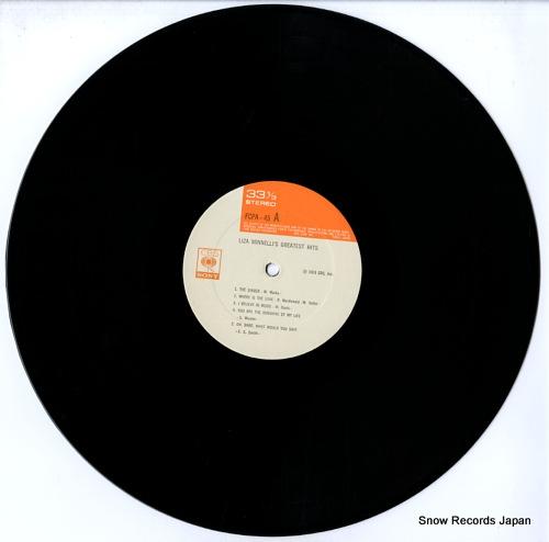MINNELLI, LIZA liza minnelli's greatest hits FCPA-45 - disc