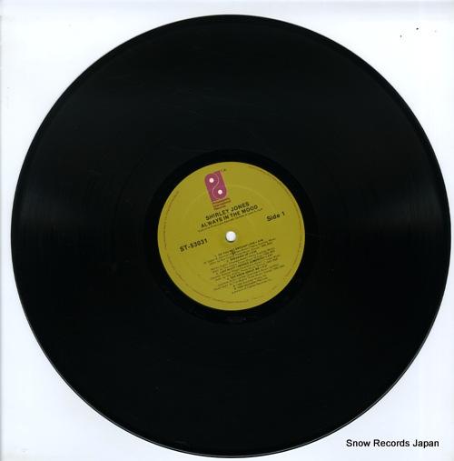 JONES, SHIRLEY always in the mood ST53031 - disc