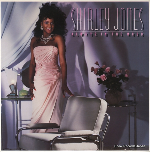 JONES, SHIRLEY always in the mood ST53031 - front cover