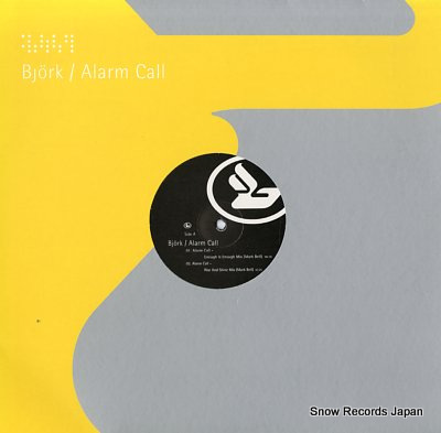 ビョーク alarm call Vinyl Records