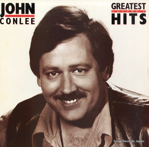 CONLEE, JOHN greatest hits volume 2 MCA-5642 - front cover