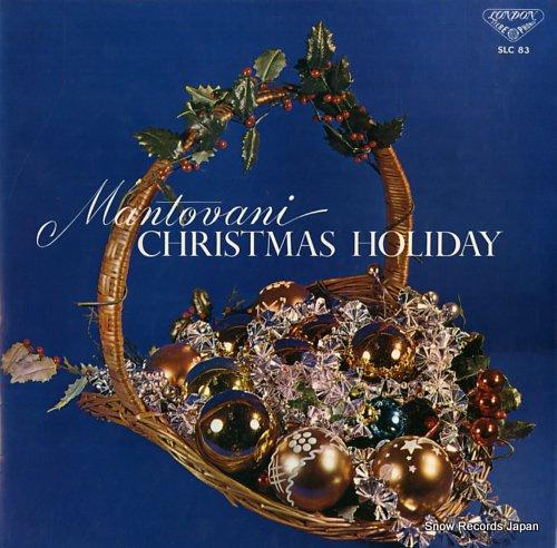 マントヴァーニ|クリスマス・ホリデイ