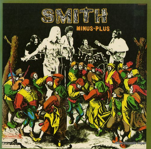 スミス minus-plus Vinyl Records