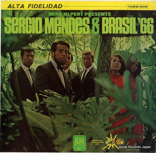 セルジオ・メンデス&ブラジル'66 sergio mendes & brasil '66