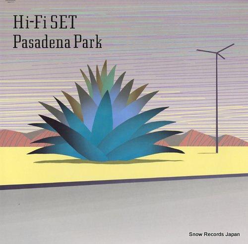 HI-FI SET pasadena park 28AH1717 - front cover