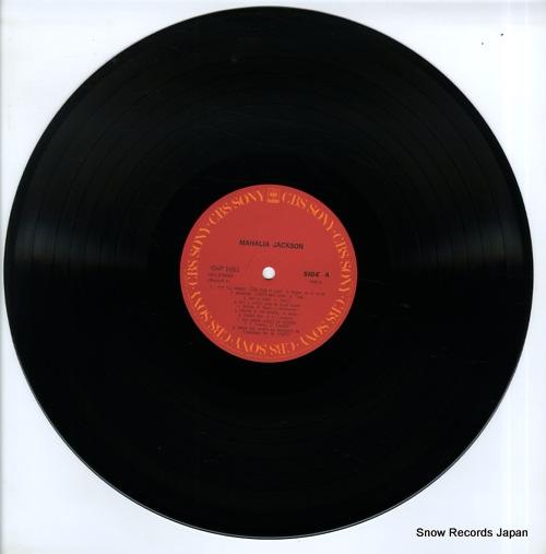 JACKSON, MAHALIA mahalia jackson 40AP1661-2 - disc