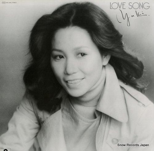 MIYAMAE, YUKI love song MR3086 - front cover