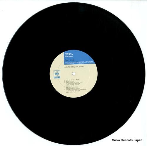 V/A favorite orchestral works FCCA-44 - disc