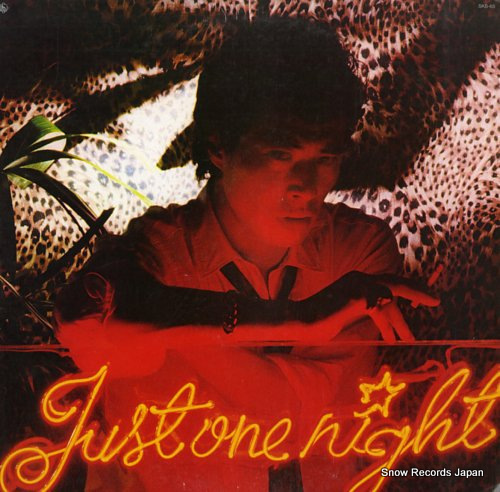 TACHI, HIROSHI just one night SKS-65 - front cover