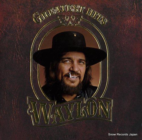 JENNINGS, WAYLON greatest hits waylon AHL1-3378 - front cover