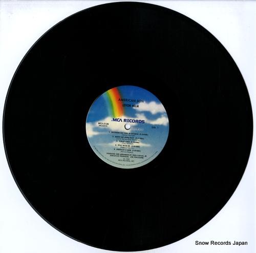 HELM, LEVON american son MCA-5120 - disc