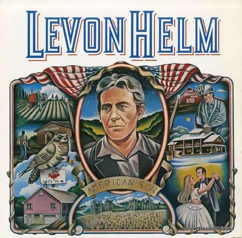 HELM, LEVON american son MCA-5120 - front cover