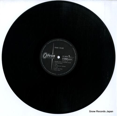 ADAMO adamo deluxe OP.8025 - disc