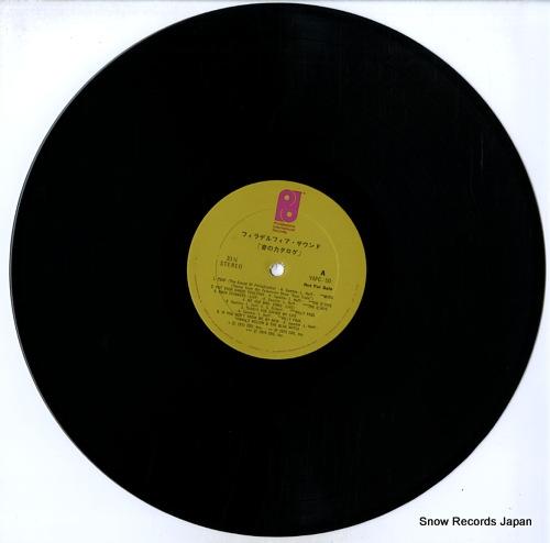 V/A the sound of philadelphia YAPC-50 - disc