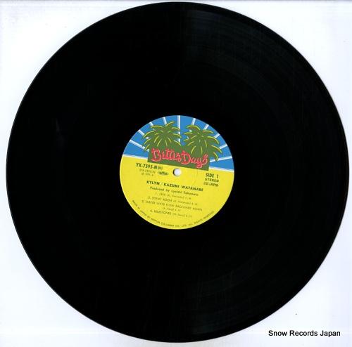 WATANABE, KAZUMI kylyn YX-7595-ND - disc
