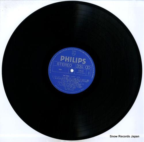TSUNODA, HIRO the best 16Y-13 - disc
