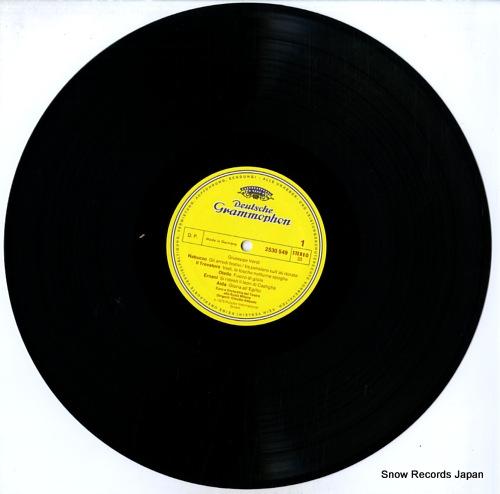 ABBADO, CLAUDIO verdi; opera choruses 2530549 - disc