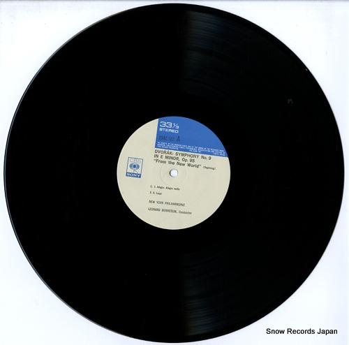 BERNSTEIN, LEONARD dvorak; symphony no.9 from the new world 23AC507 - disc