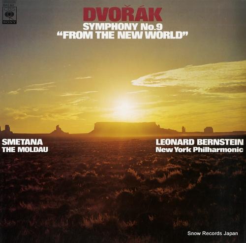 BERNSTEIN, LEONARD dvorak; symphony no.9 from the new world 23AC507 - front cover