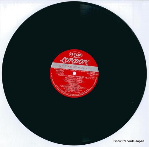 MARRINER, NEVILLE vivaldi; l'estro armonico SLC(A)2354-5 - disc