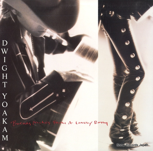 YOAKAM, DWIGHT buenas noches from a lonely room 925749-1 - front cover
