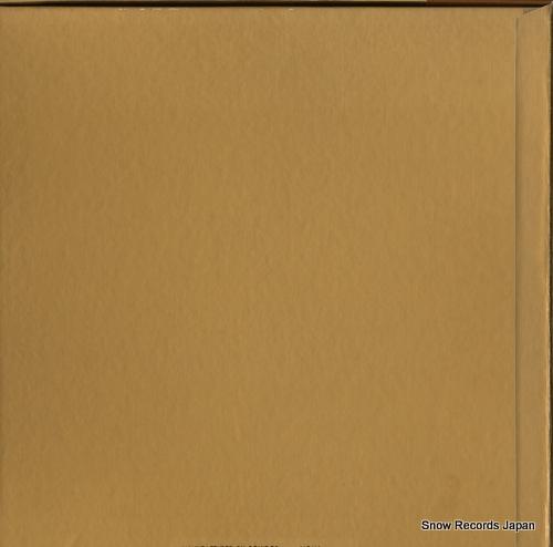 BOHM, KARL beethoven; missa solemnis MG8053/4 - back cover
