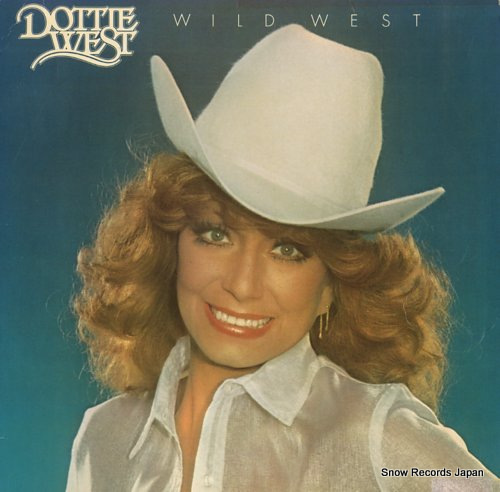 WEST, DOTTIE wild west LT-1062 - front cover
