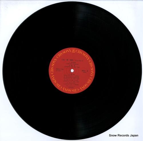 FUKINOTOU jinsei haru oudan 25AH716 - disc