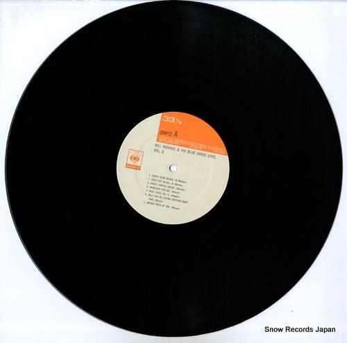 MONROE, BILL bill monroe & his blue grass boys vol.2 20AP12 - disc