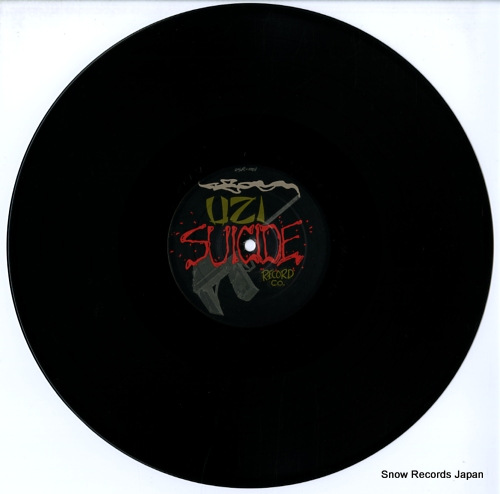 GUNS N' ROSES live like a suicide USR-001 - disc