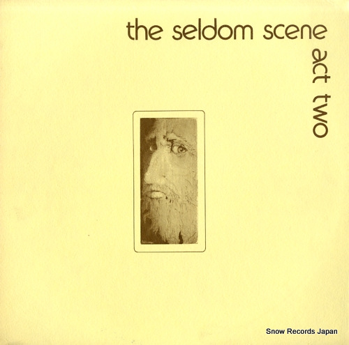SELDOM SCENE, THE act two SLP-1520 - front cover