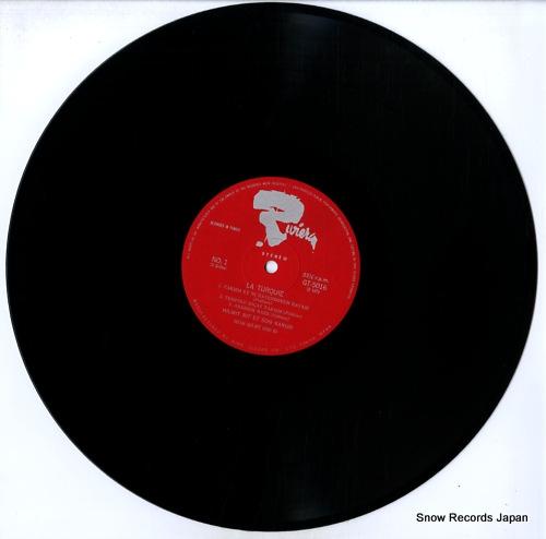 RIT, HILMIT la turquie GT-5016 - disc