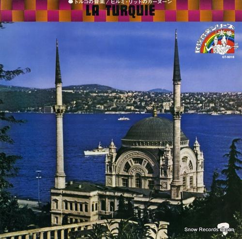 RIT, HILMIT la turquie GT-5016 - front cover