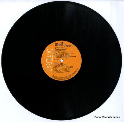 SOUNDTRACK south pacific SX-228 - disc