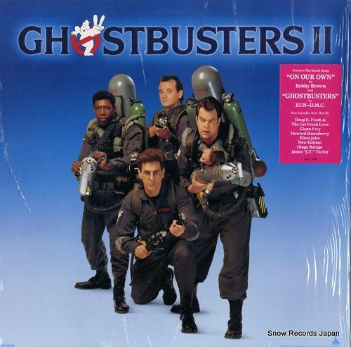 サウンドトラック ghostbusters 2 MCA-6306