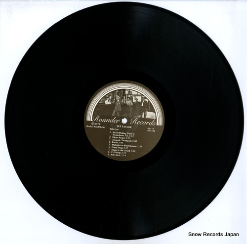 TAYLOR, TUT friar tut ROUNDER0011 - disc