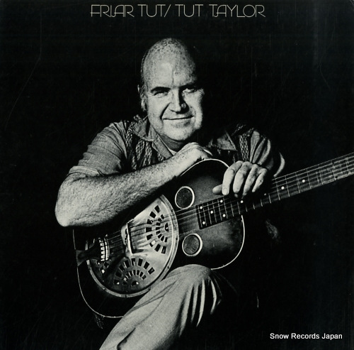 TAYLOR, TUT friar tut ROUNDER0011 - front cover