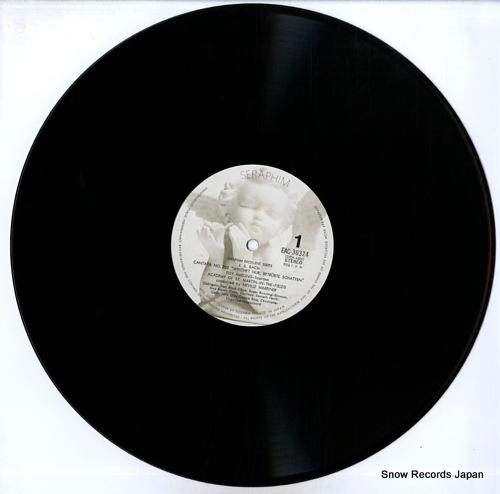 MARRINER, NEVILLE bach; cantata no.202 & no.209 EAC-30324 - disc
